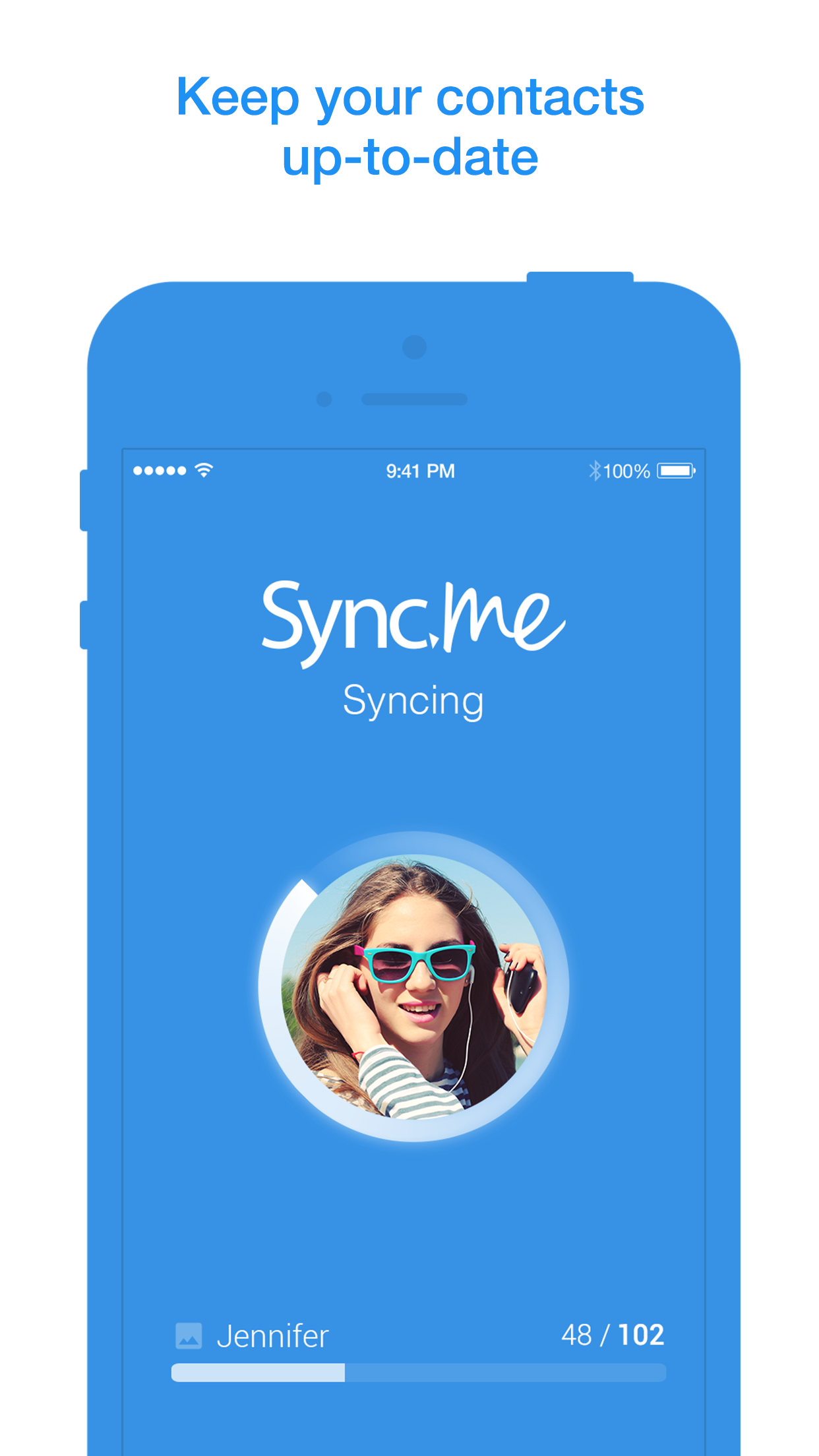 Sync.ME - Know who's calling Screenshot
