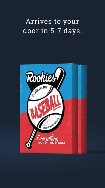 Rookies: Create & Print Baseball Cards screenshot-4