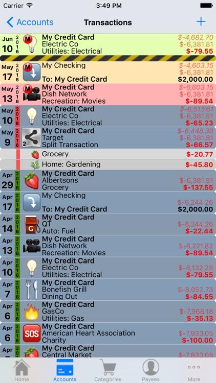 MoneyBelt screenshot-3