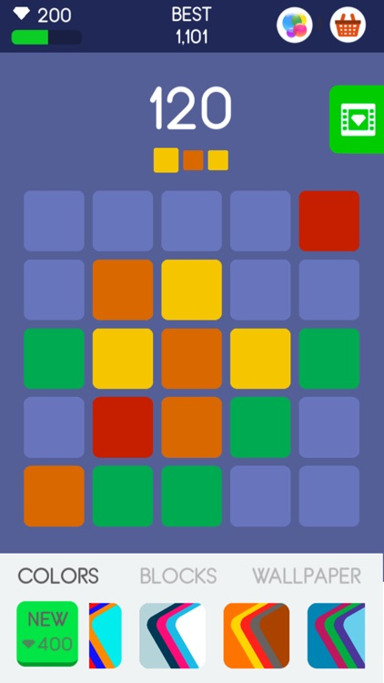 Squares: A Game about Matching Colors screenshot-1