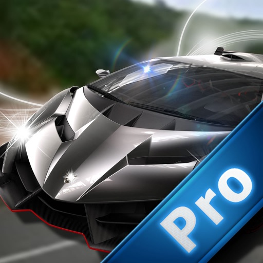 Driving High Speed Car Pro - Game Speed Limit Simulator icon