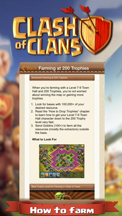 Guide and Tools for Clash Of Clansのおすすめ画像4