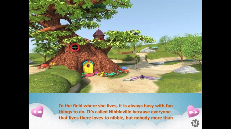 Knolly Nibbles: A Tale of Tails screenshot-3