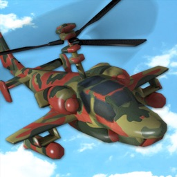 Helicopter Gunship Battle Flight Simulator Game 3D Free