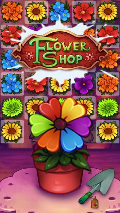 Blossom Jam: Flower Shop screenshot-4