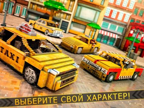 Скачать игру такси майнкрафт автомобиль гонки игр для детей бесплатно