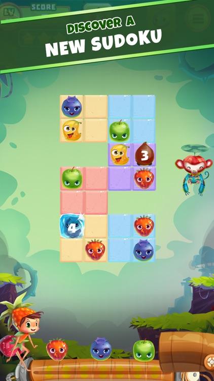 Harvest Season: Sudoku Puzzle screenshot-0