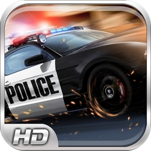 A Angry Police Revenge Smash and Chase Racing Game