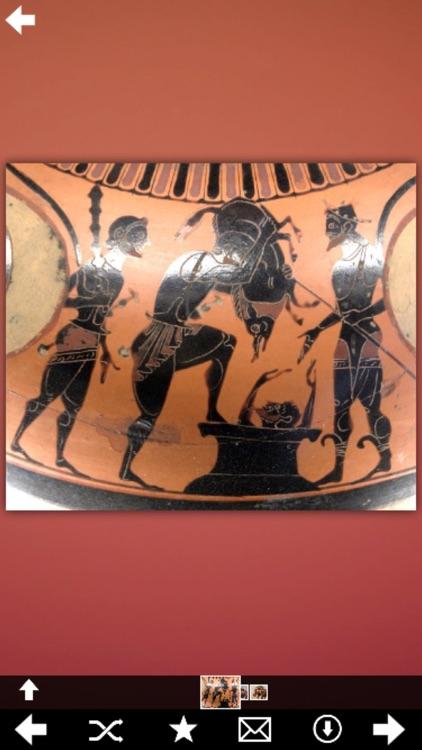 Greek Mithology Guide +