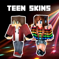 Codes for Teen Skins for Minecraft PE Hack