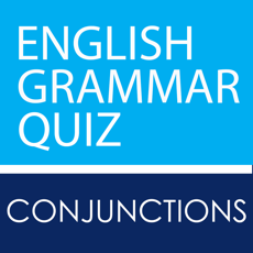 Activities of Conjunctions - Learn English Grammar Games Quiz for iPhone