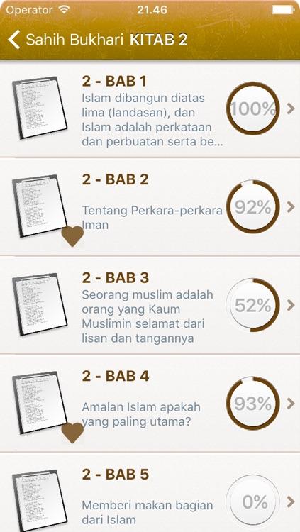 Sahih Al-Bukhari in Indonesian Bahasa and in Arabic - +7000 Hadiths - صحيح البخاري
