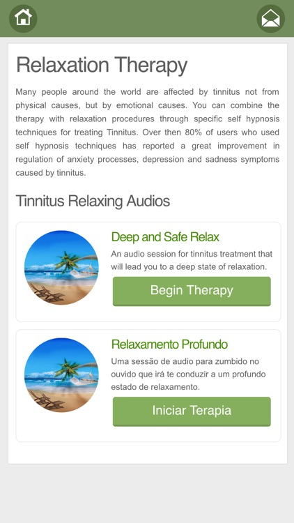 Tinnitus Therapy screenshot-3