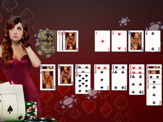 Freecell Solitarie Pro ∞-ipad-3