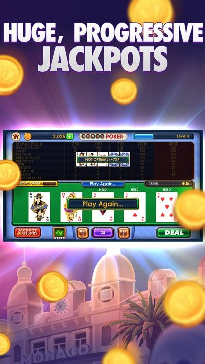 Video Poker VIP - Multiplayer Heads Up Free Vegas Casino Video Poker Games screenshot-4