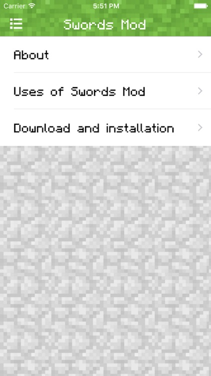 SWORDS MOD FOR MINECRAFT PC EDITION - POCKET GUIDE screenshot-3