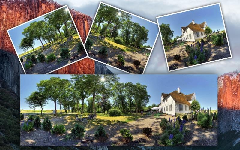 Photo Panorama Lite - Collage скриншот программы 4