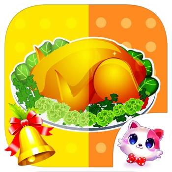圣诞晚餐 - 平安夜做饭装饰布置,女生儿童教育小游戏