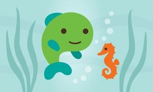 Sago Mini Ocean Swimmer TV