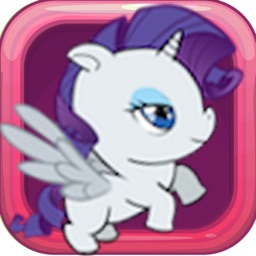 Horse Pony Games for Girl: Who love My Little Unicorn Friendship Magic