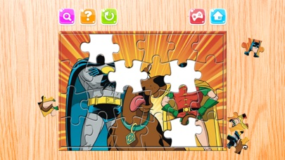 Cartoon Puzzle – Jigsaw Puzzles Box for Scooby Doo - Kids