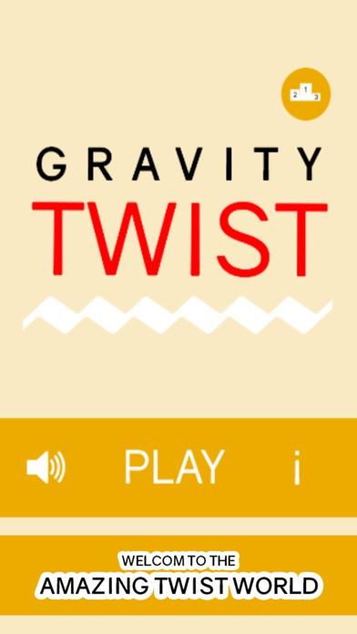 Gravity Twist - Downward Spiral Screenshot on iOS