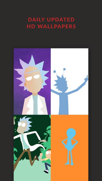 hd wallpapers rick and morty edition free filters revenue