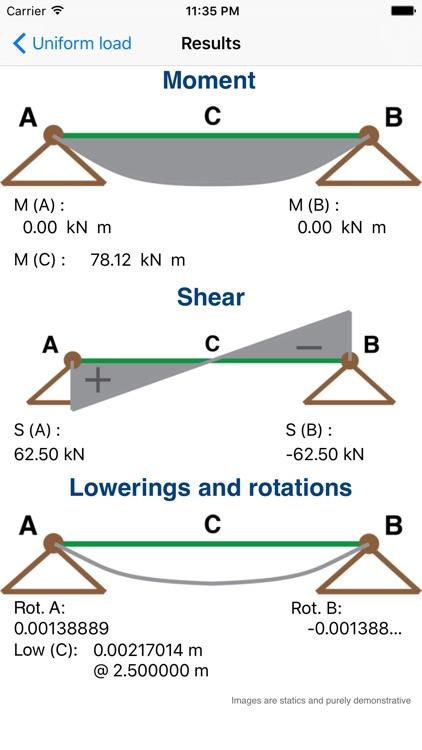 Statics (Civil Engineering) screenshot-4
