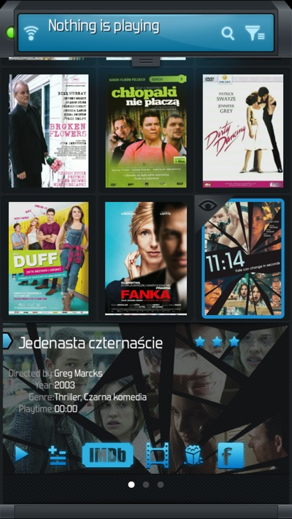 Constellation for XBMC