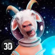 Activities of Crazy Space Goat Simulator 3D Full