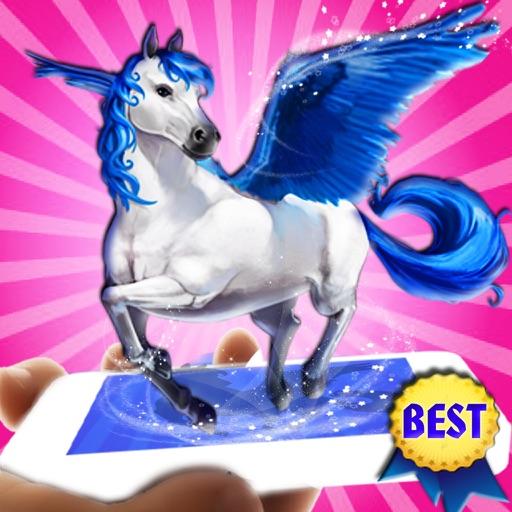 Пегас симулятор: виртуальный питомец - волшебный летающий конь