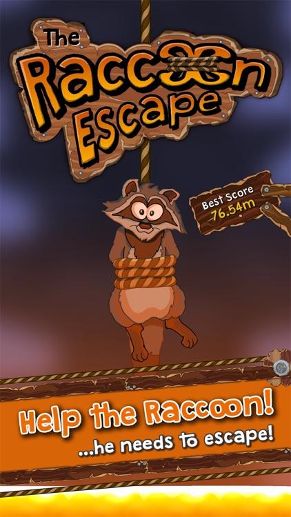 Raccoon Escape screenshot-0