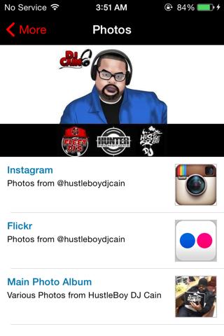 HustleBoy DJ Cain - náhled