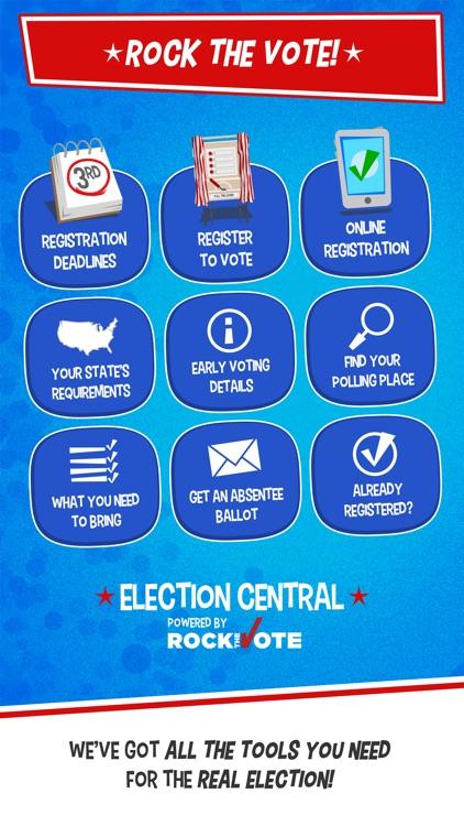 Candidate Crunch: Donald Trump vs Hillary Clinton vs Bernie - Funny Election Game screenshot-4