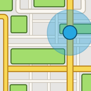 iMaps+ for Google Maps ™ and Street View ™ : Transit and Offline Contacts app