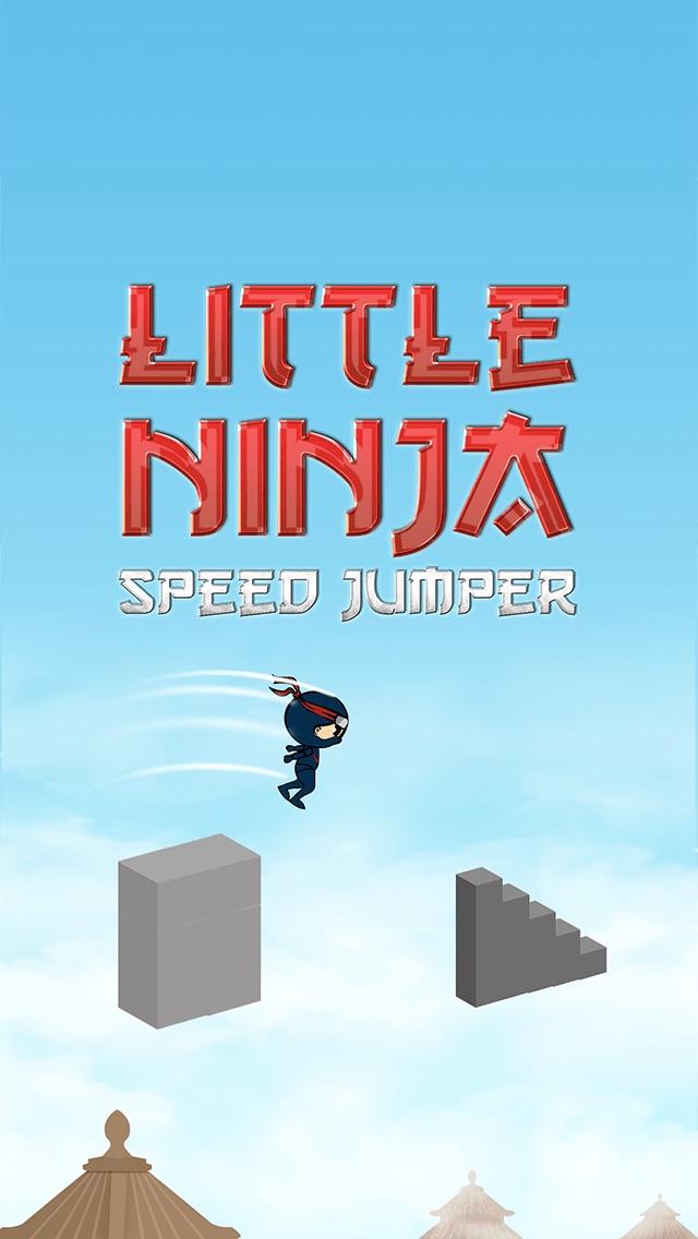 Little Ninja Speed Jumper Pro - super block jumping game