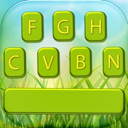 Nature Keyboard Skins –  Seasons Background Themes and Color Key.s for Texting