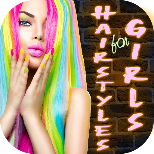 Best Hairstyles for Girls 2016 – Hair Color Change.r in Virtual Beauty Salon Photo Studio Editor