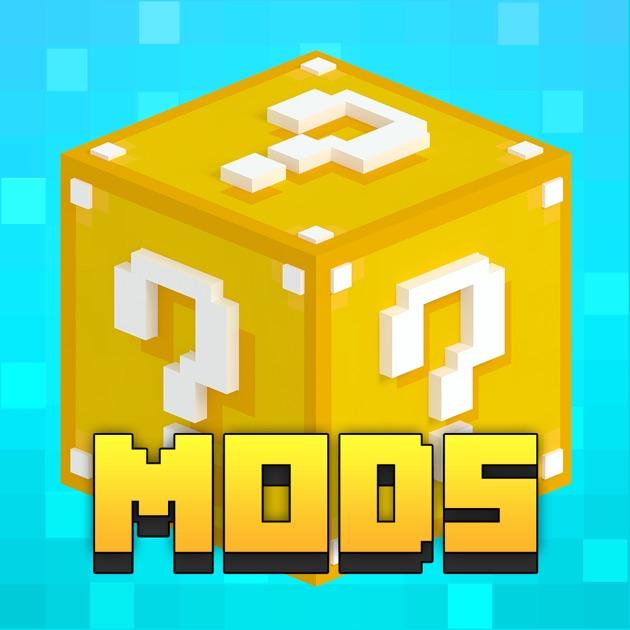 Minecraft pe mod maker ios