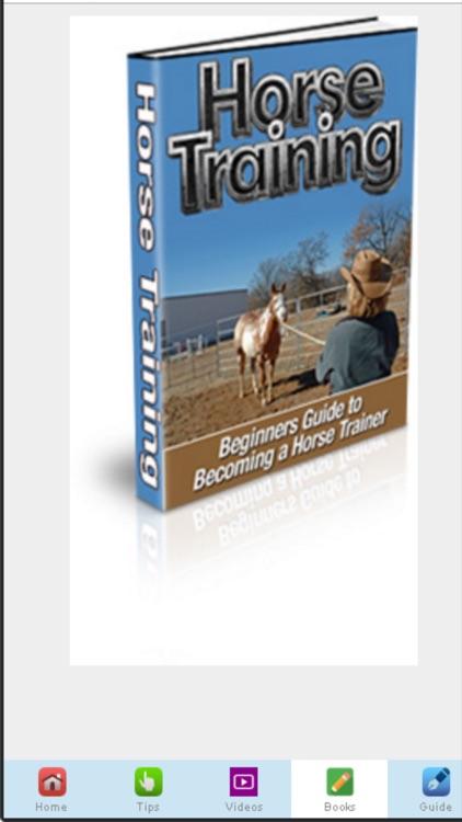 Horse Training - Learn How to Train a Horse screenshot-4