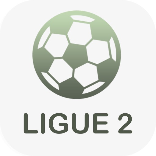 French Ligue 2 Standings