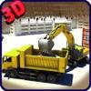 掘削機シミュレータ3D - 建設クレーンに本当の駐車シミュレーションゲームをドライブ