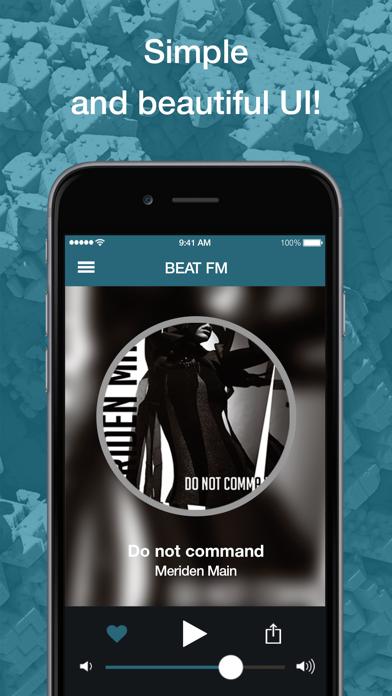 BEAT FM RADIO screenshot two