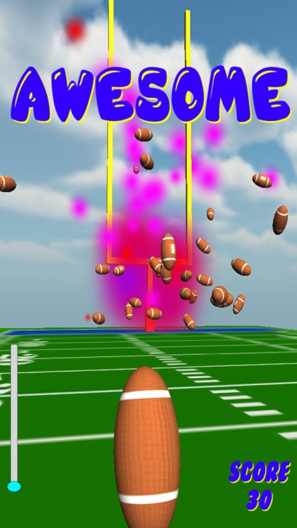 Field Goal Kicker 3d screenshot-2
