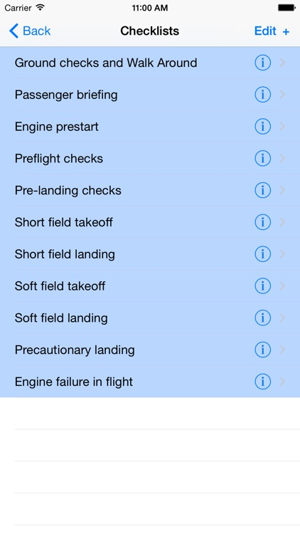 Pilot Checklist screenshot-4