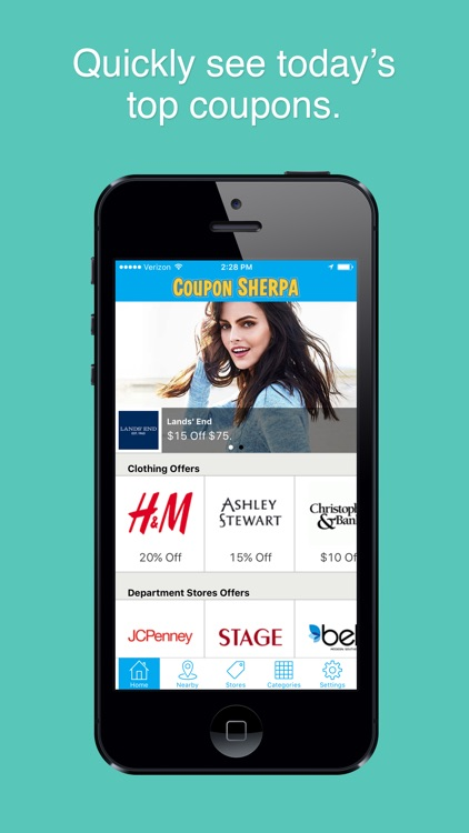 Coupon Sherpa: Free Coupons, Shopping, Local Deals