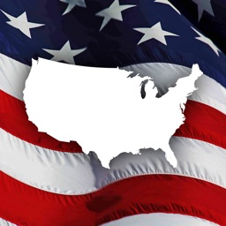 50 States • Flag, Capital and US Map Quiz