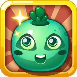 Farm Splash Mania - Fun match 3 garden game