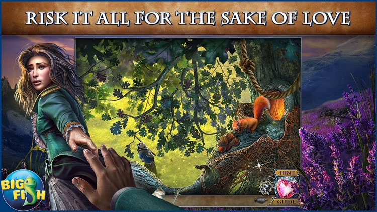 Immortal Love: Letter From The Past Collector's Edition - A Magical Hidden Object Game (Full) screenshot-0