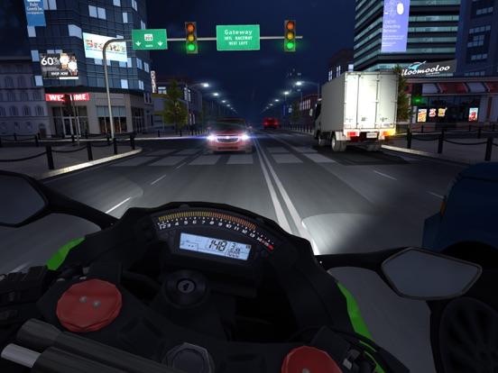 Скачать Traffic Rider